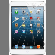 iPad AIR 1 Cracked Screen Repair   $110